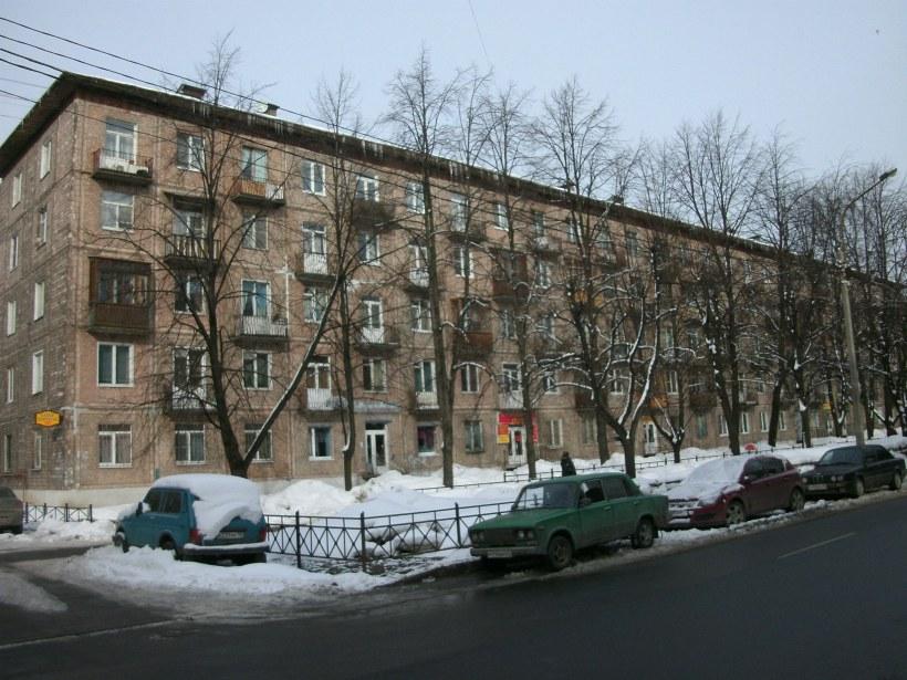 пр. Елизарова 19