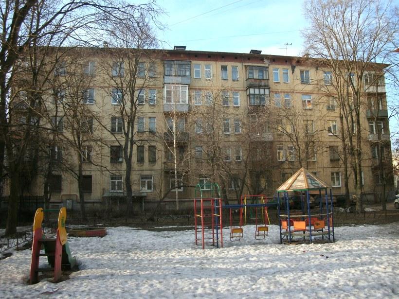 Кантемировская ул. 31