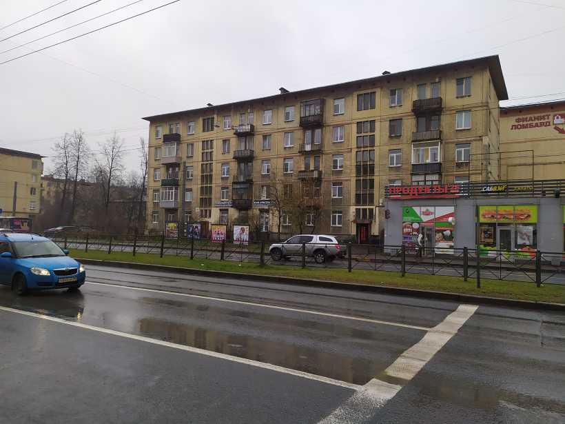 Кантемировская ул. 27