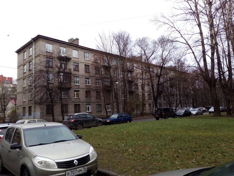 Московское шоссе 14к3
