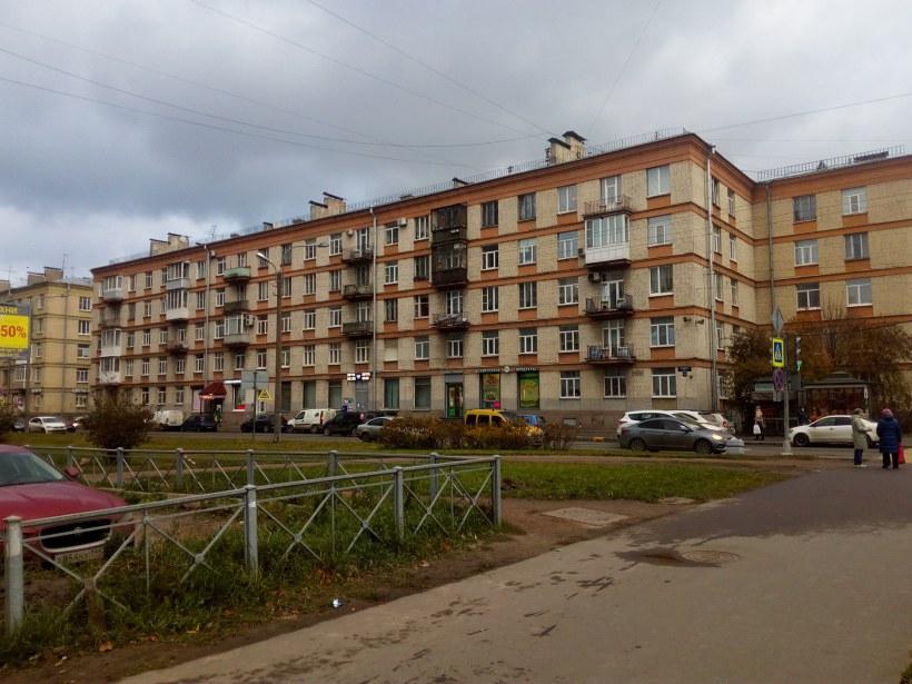 Варшавская ул. 34