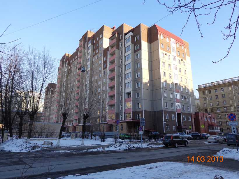 Свеаборгская ул. 12