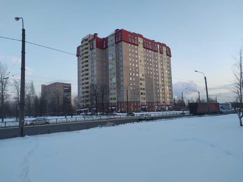 пр. Большевиков 38к5