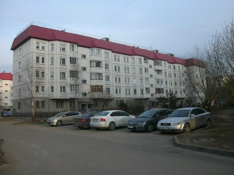ул. Политрука Пасечника 6к2