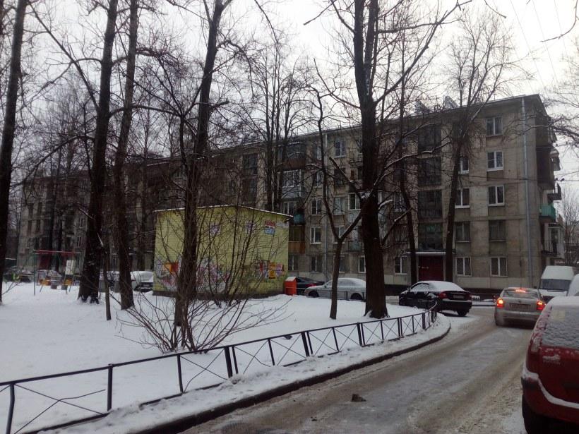 Краснопутиловская ул. 58