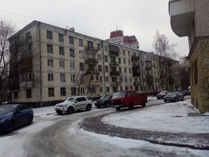 Краснопутиловская ул. 62