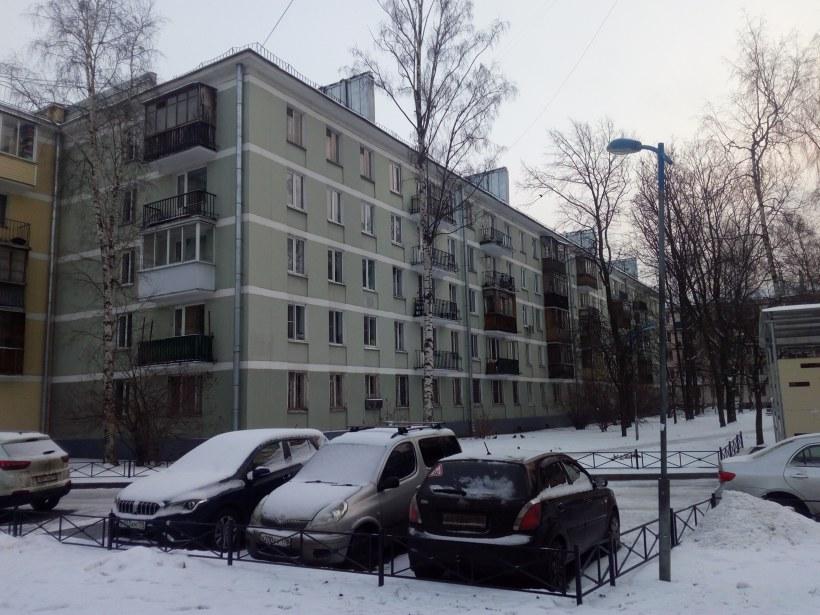 Кузнецовская ул. 6