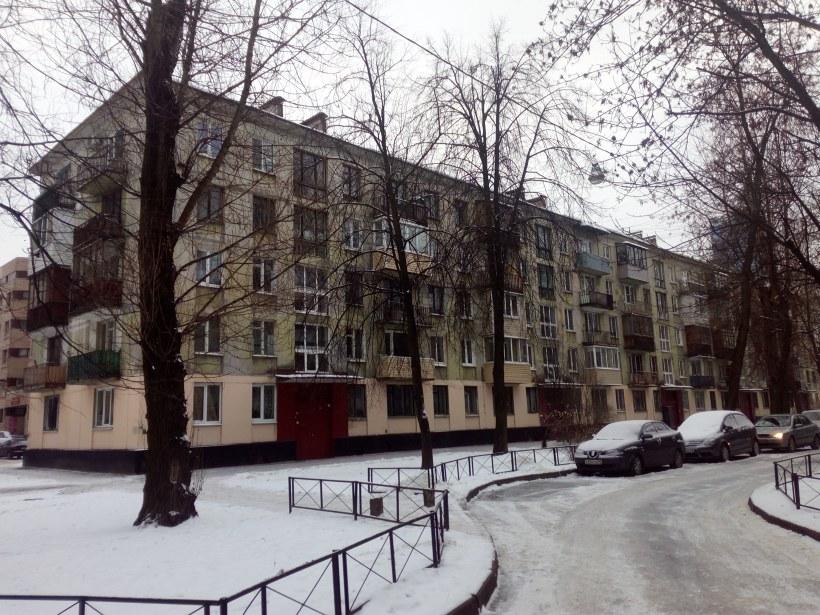 Краснопутиловская ул. 84