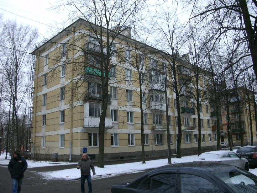 Алтайская ул. 27