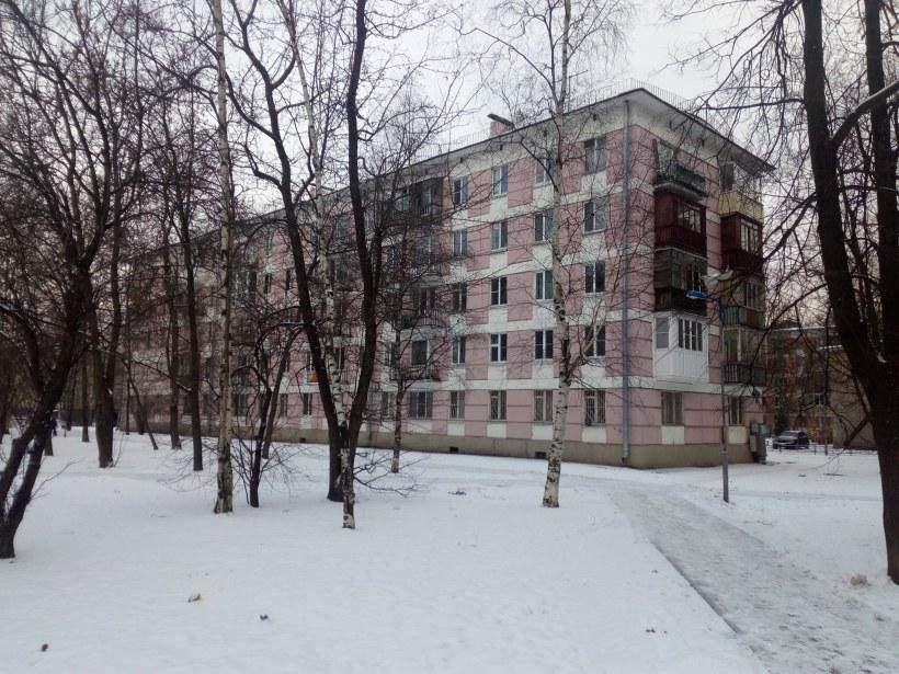 Кузнецовская ул. 8к3
