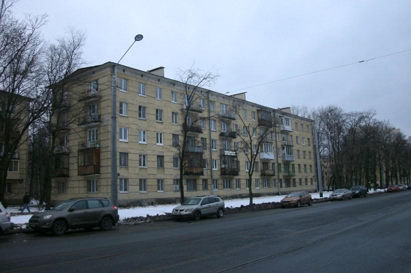 ул. Ленсовета 59