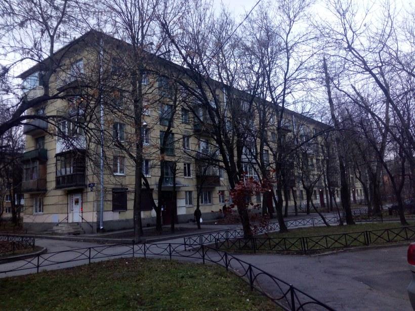 ул. Ленсовета 45