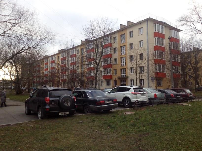 пр. Ветеранов 152к2