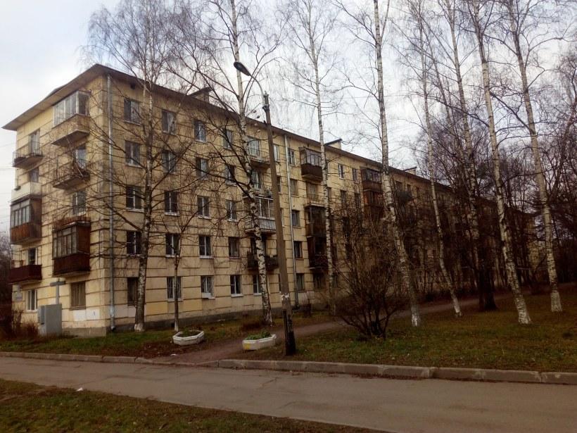 ул. Пограничника Гарькавого 38к3