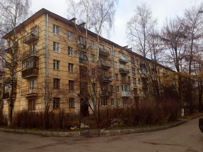 ул. Пограничника Гарькавого 38к4
