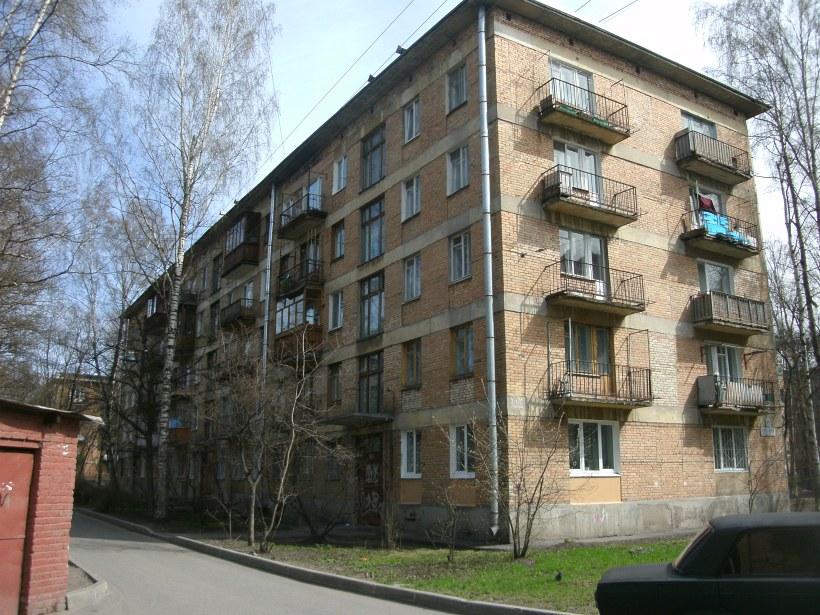 Омская ул. 15