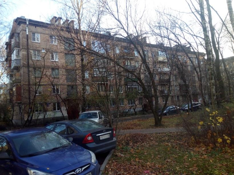 Краснопутиловская ул. 100