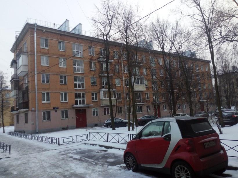 Кузнецовская ул. 20