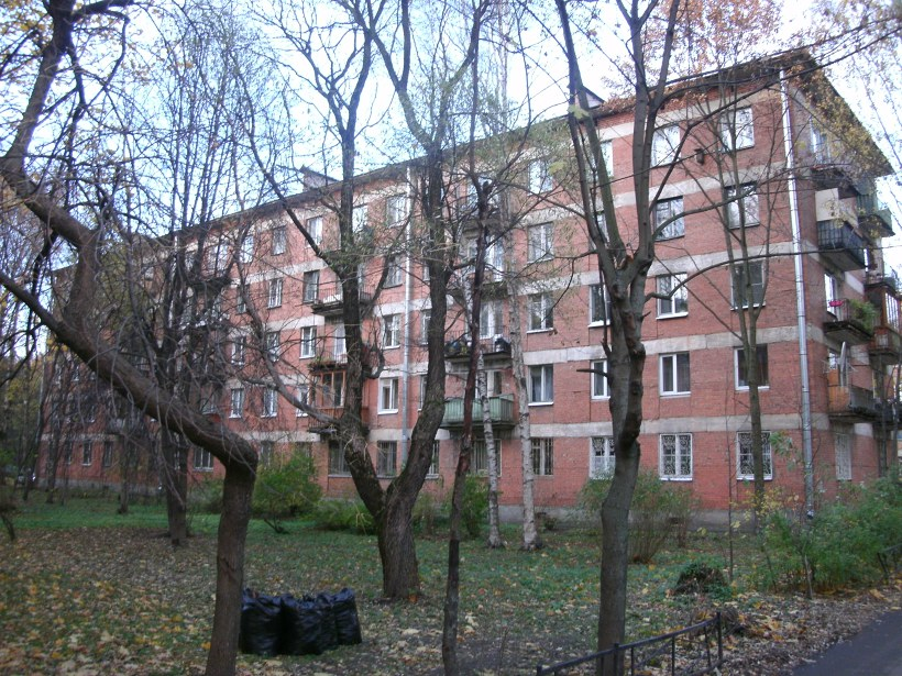 Светлановский пр. 57
