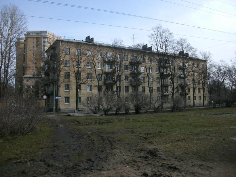 Сердобольская ул. 13