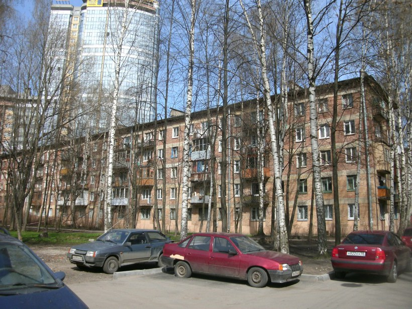 ул. Матроса Железняка 55