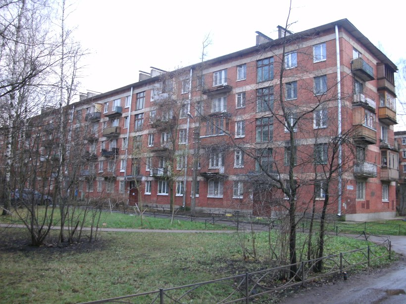 Светлановский пр. 61к1