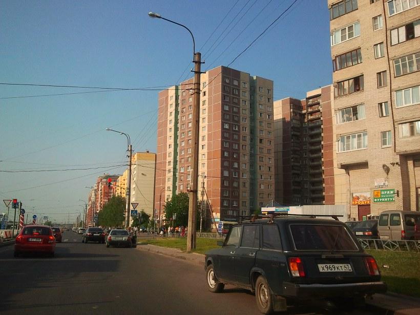 ул Десантников 22