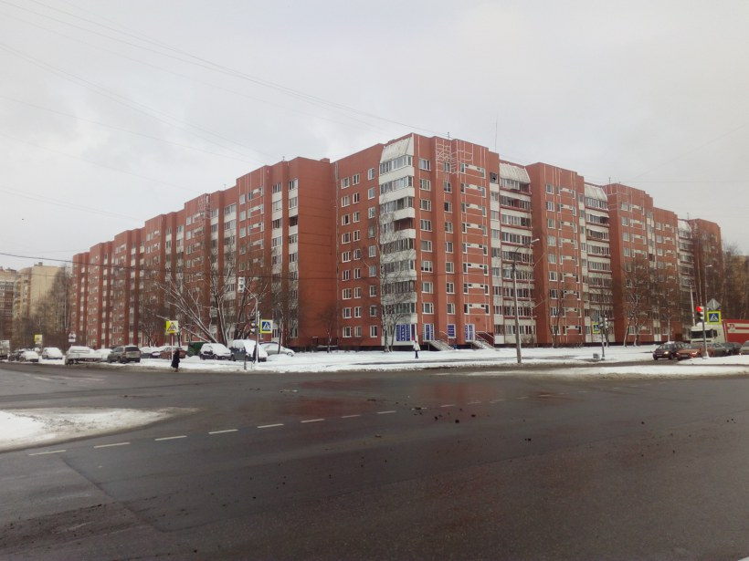 пр. Кузнецова 20/ул. Маршала Захарова 26