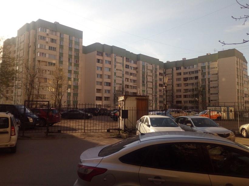 ул. Маршала Казакова 12к1