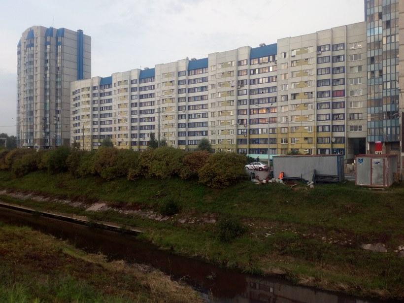 Белградская ул. 54к1