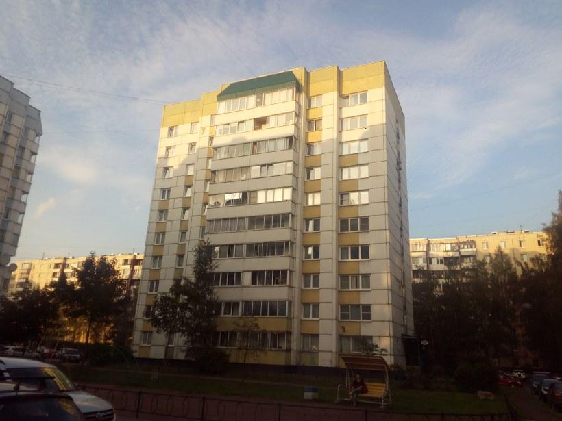 Будапештская ул. 112к2