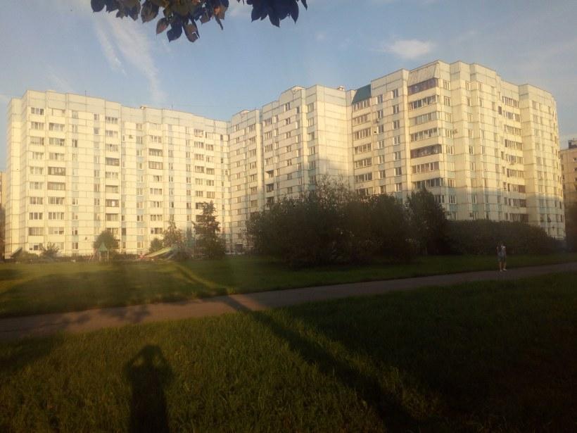 Будапештская ул. 112к1