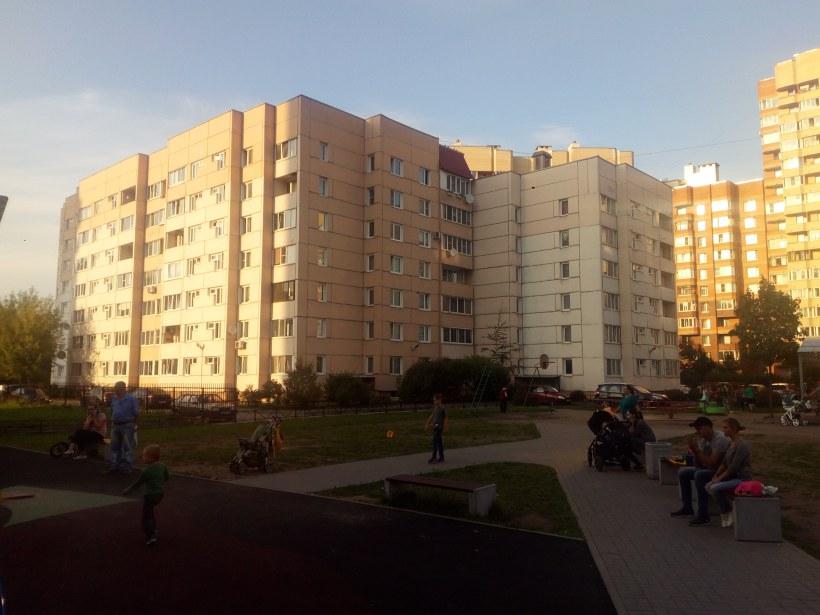 Малая Бухарестская ул. 5к3