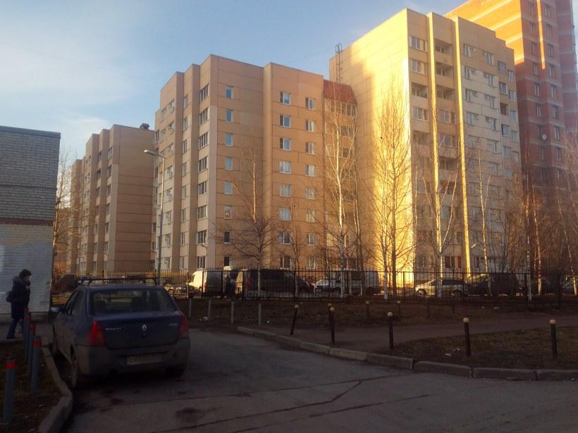Малая Бухарестская ул. 5к4