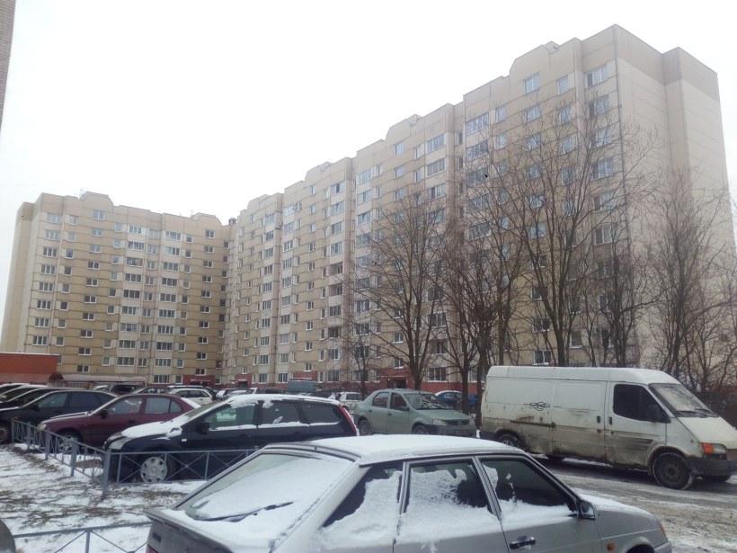Бухарестская ул. 130к1