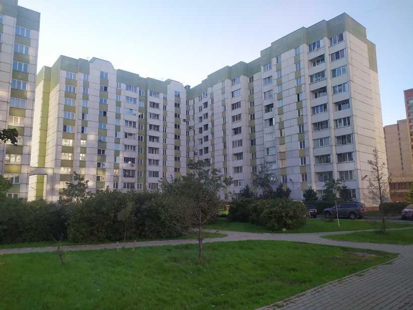 Бухарестская ул. 156к1