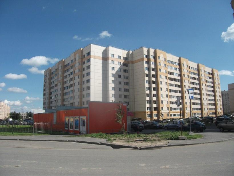 Первомайская ул. 19к1