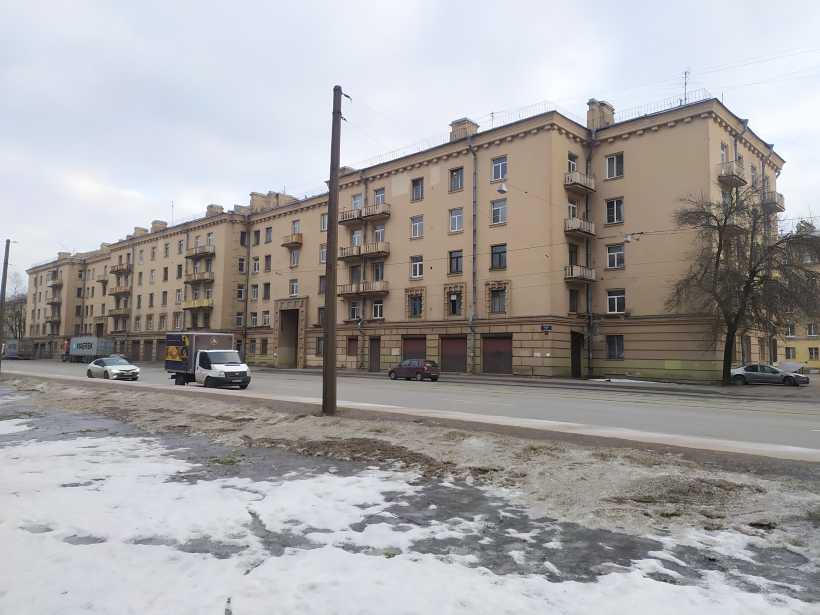 Мгинская ул. 7