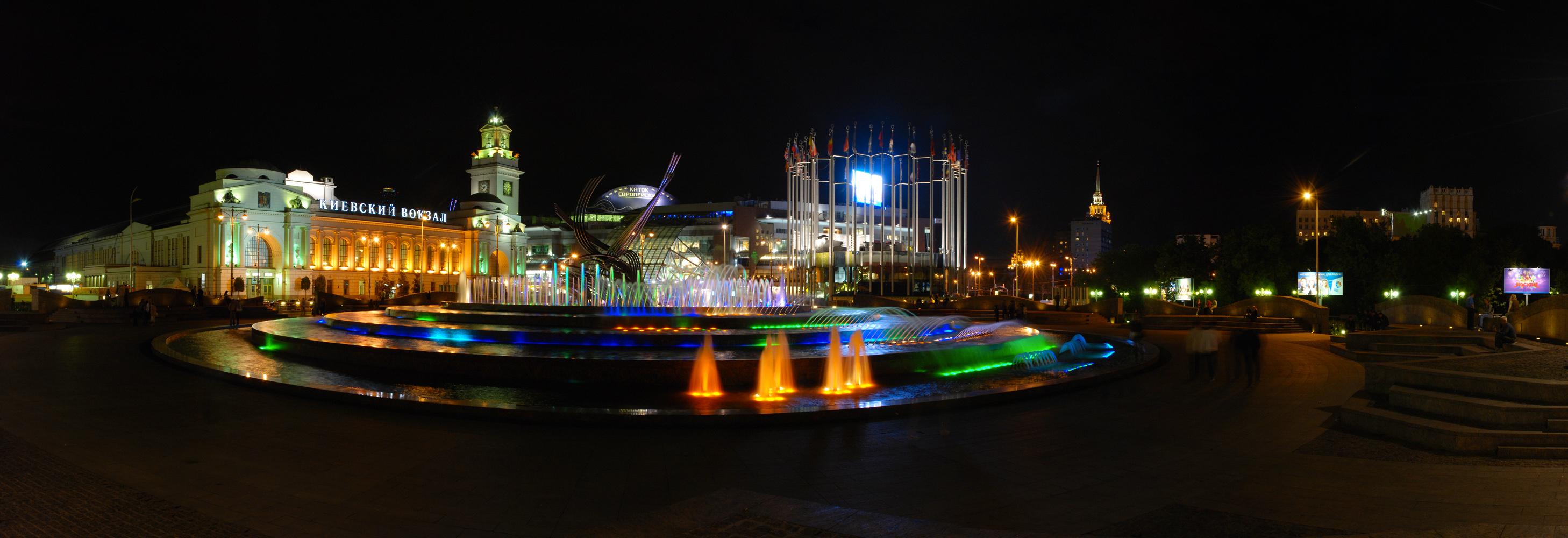 Фото панорамы ленингадского вокзала москвы 3