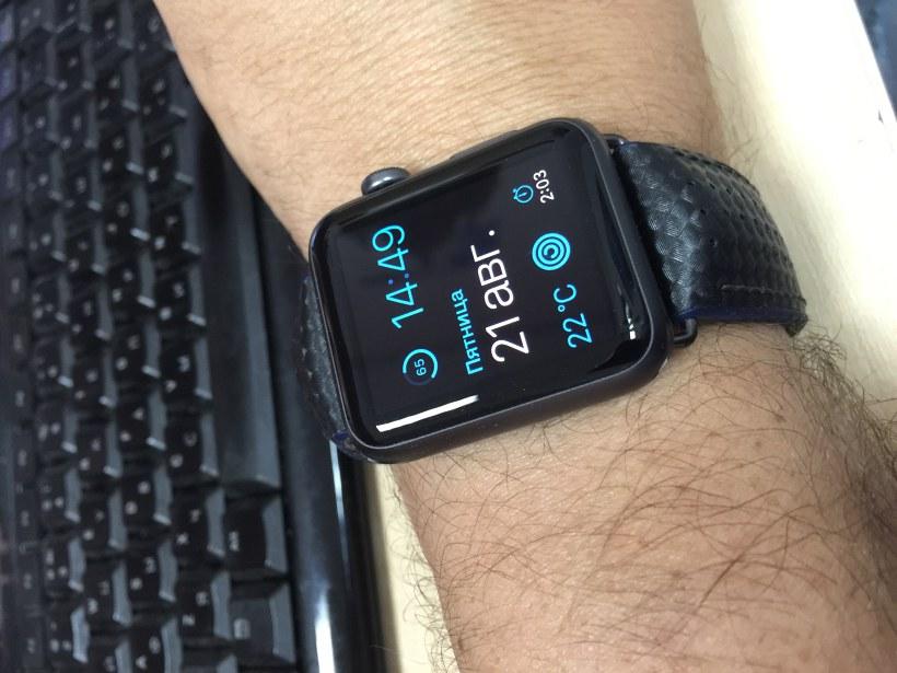 96e3977dc062 ... за рекламу)   http   www.remeshop.ru hirsch-performance 10058-reme…irsch-ayrton.html.  Ширину брал 24 (где-то видел, что под 42-е часы до 25 можно брать).