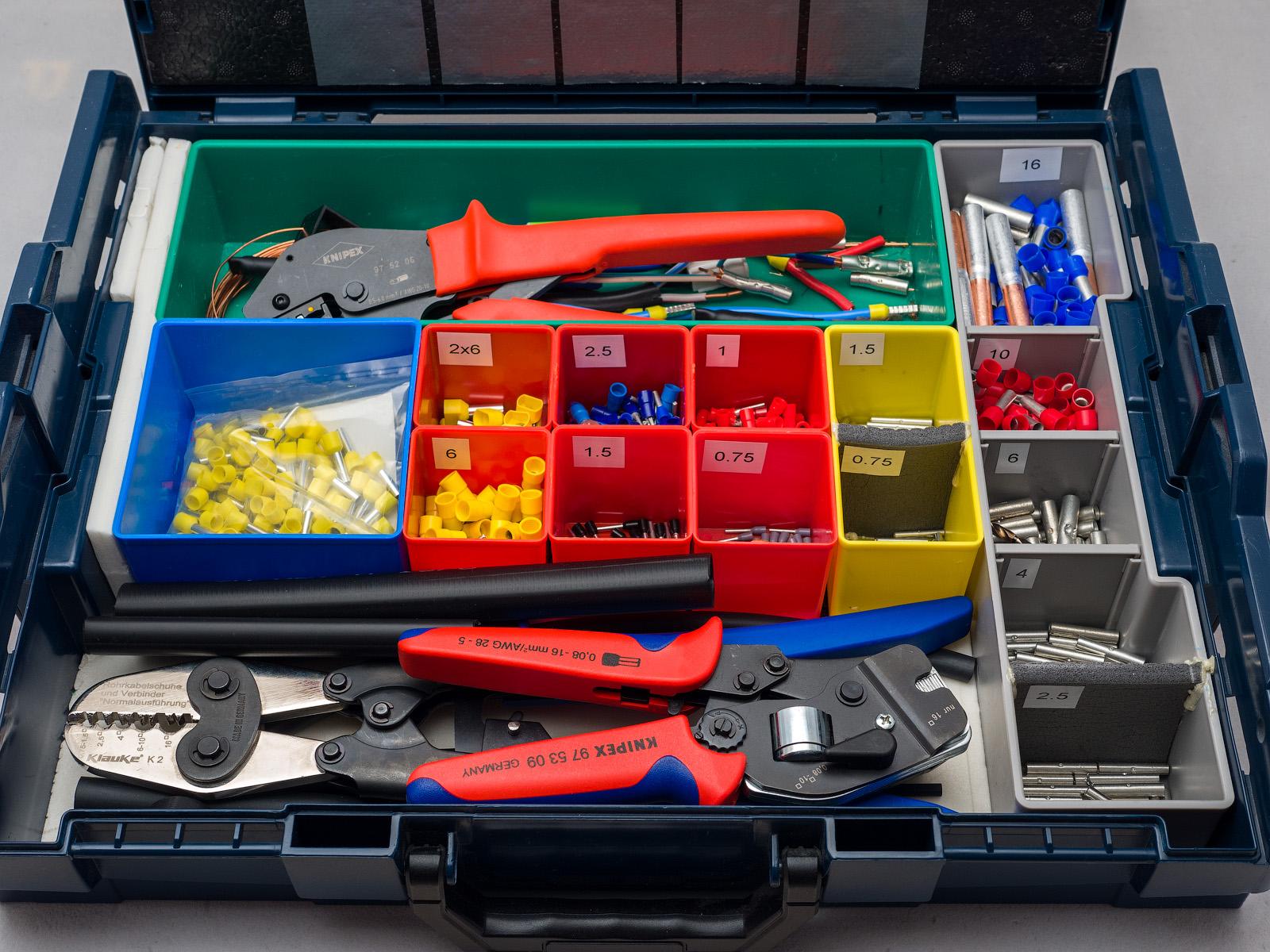 Кейс для инструментов своими рука