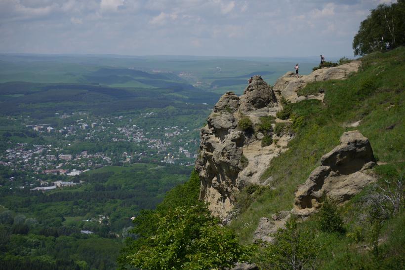 Седло гора в Дагестане | 547x820