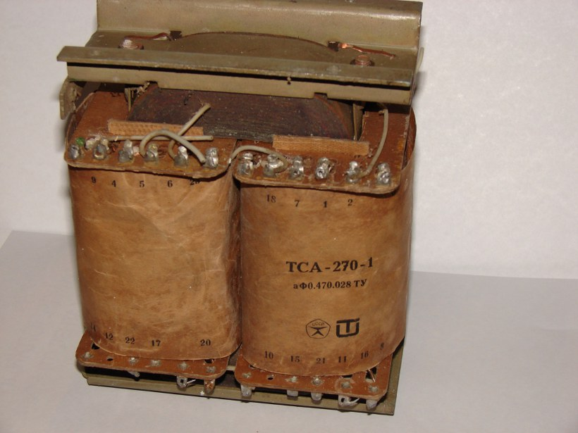 Трансформатор ТСА-270-1