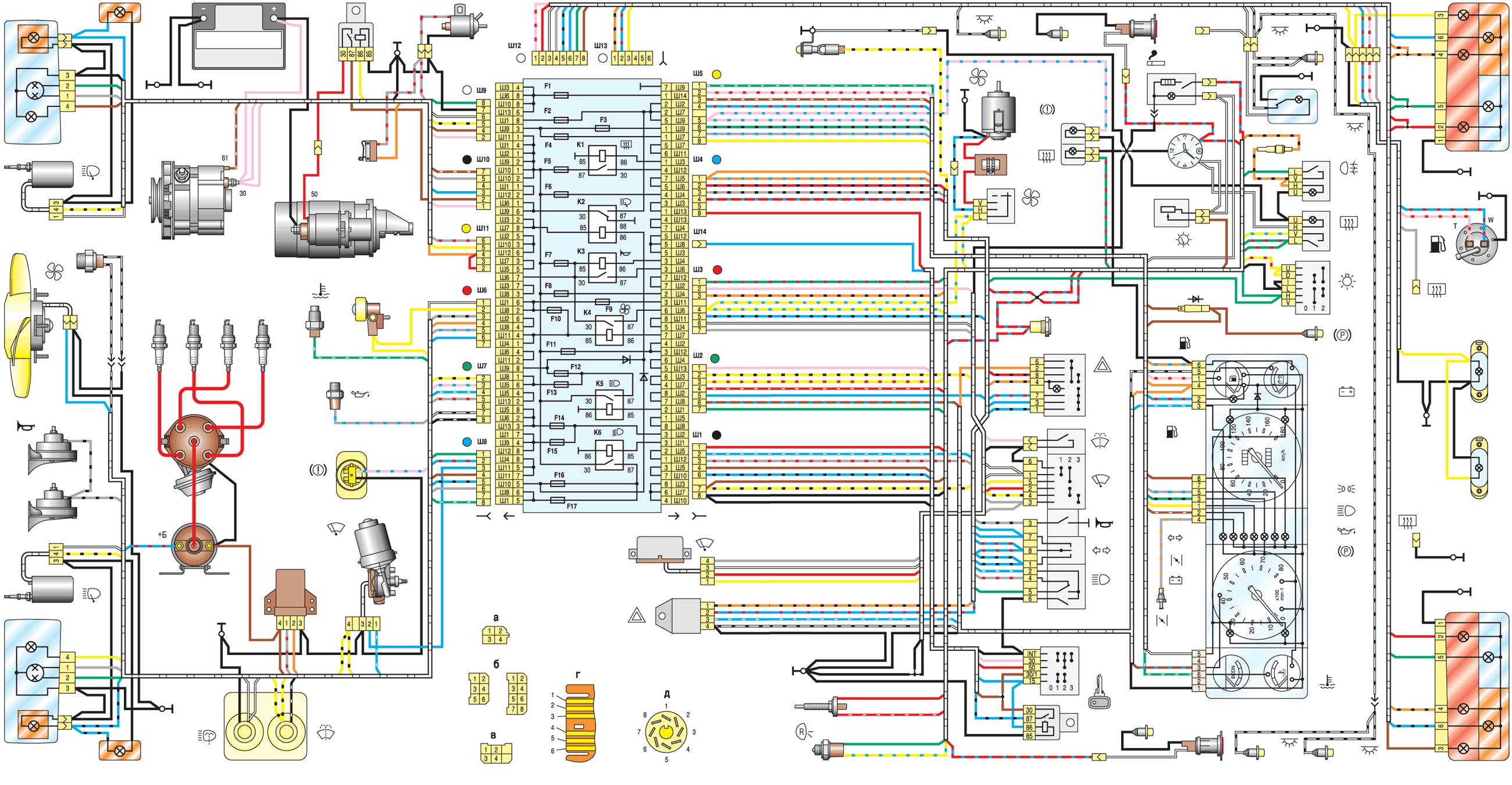 Фиат дукато и схема 45