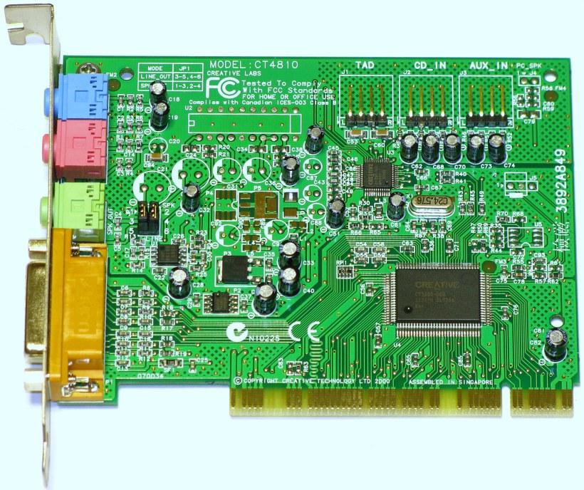 CREATIVE CT5880 DCQ DRIVER