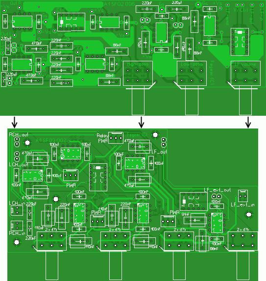 Бесселя на ФНЧ (по схеме