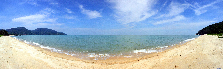 Фото пляжа в большом разрешение