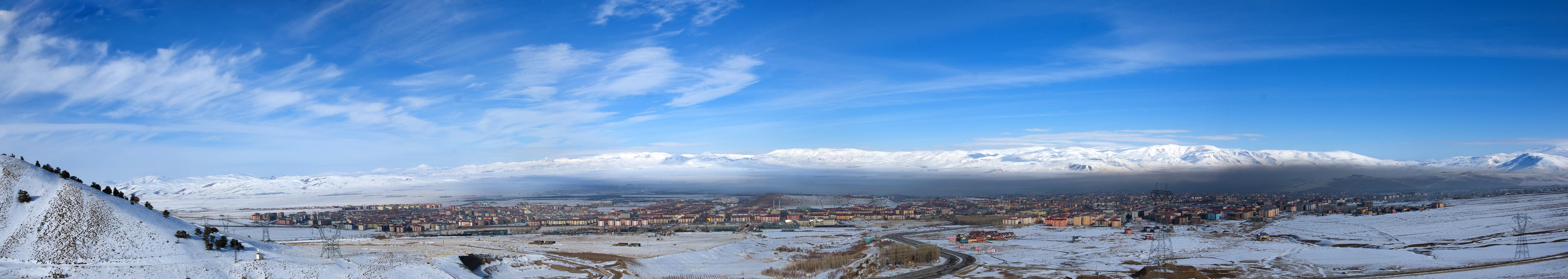 Русский город Эрзурум - Турция