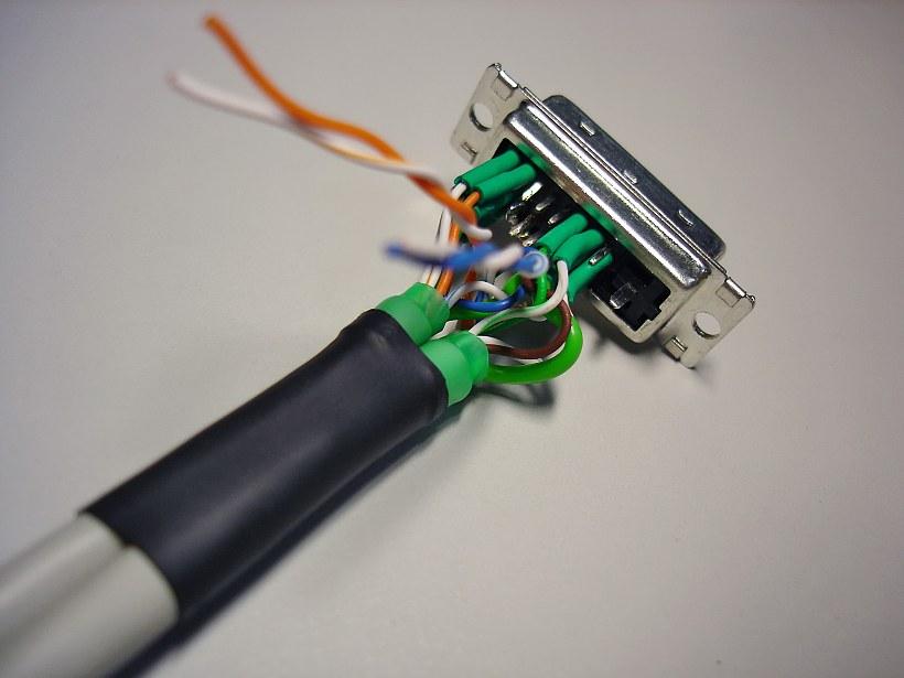 Как замени�� ��еке� кабеля ин�е�не�а видео � volvoskladru