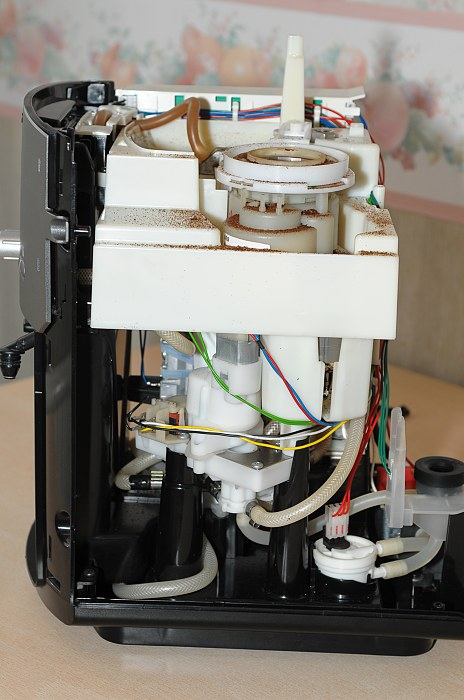 Ремонт своими руками кофеварку vitek vt-1511
